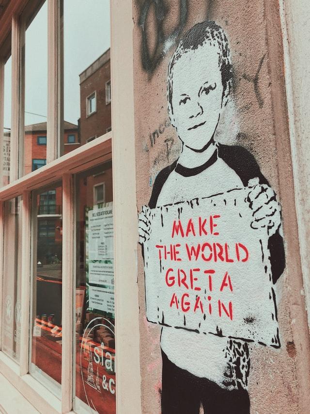 Make America Greta Again